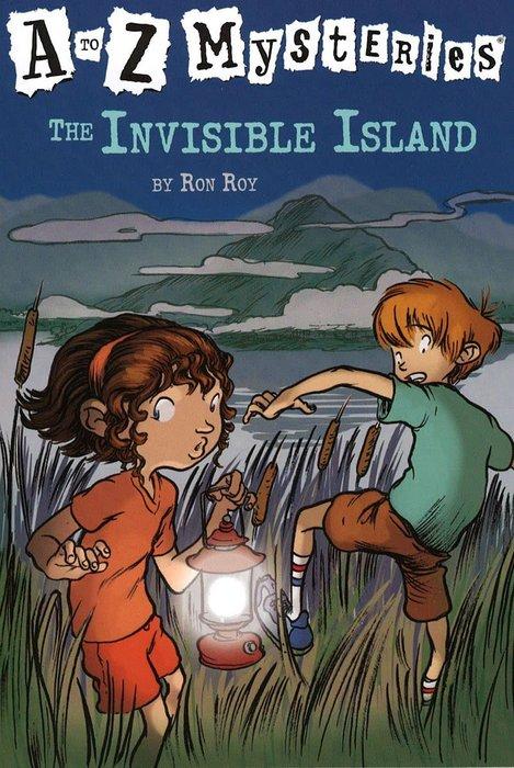 *小貝比的家*THE INVISIBLE ISLAND #I/平裝/7~12歲