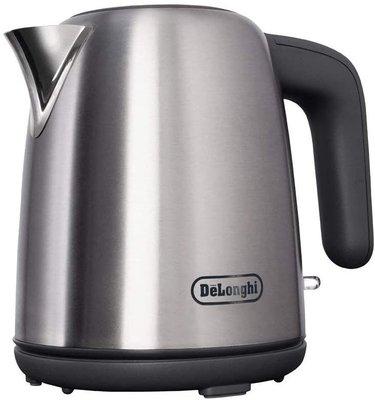 日本代購  DeLonghi 迪朗奇 SJM470J 電熱水壺 1.0L 不銹鋼快煮壺 電水壺
