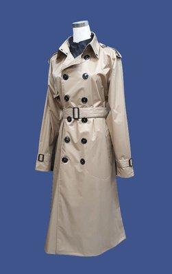 2020年全新款 雙排釦風雨衣(戰袍第十代 M6)