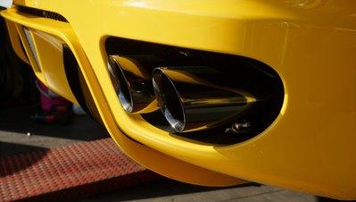 Ferrari 430 458 488 Fi-Exhaust 排氣管升級. 高C/P值, 超跑福音, 天籟之音