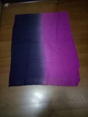 桃紅色+紫192X75CM(床白503)