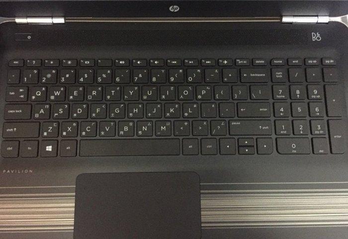 *蝶飛*惠普HP Pavilion 15-au012AX 鍵盤膜 筆電鍵盤保護膜 鍵盤防塵蓋