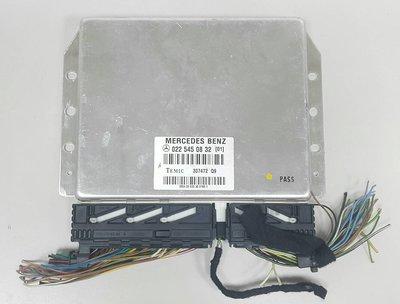 C215 W215 CL 1999-2005 避震器泵浦電腦 避震器幫浦電腦 避震器電腦 ABC用 0225450832