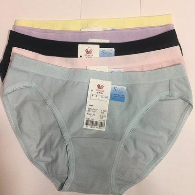 華歌爾-新伴蒂內褲M-LL超低腰三角款NS1120
