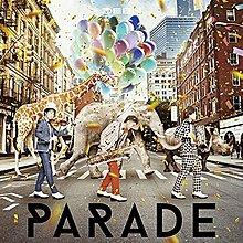 特價預購 DEEN PARADE (日版通常盤CD)  25周年 最新 航空版