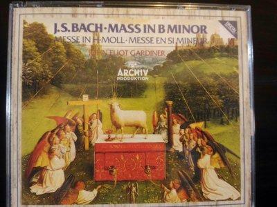 Gardiner,Bach-Mass In B Minor,賈第納,巴哈-B小調彌撒。