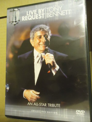 Tony Bennett 東尼班尼特 Live By Request 現場演唱實錄