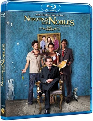 【藍光電影】我們是貴族 Nosotros los Nobles   2013年墨西哥電影史上最賣座的本土喜劇電影片 29-033