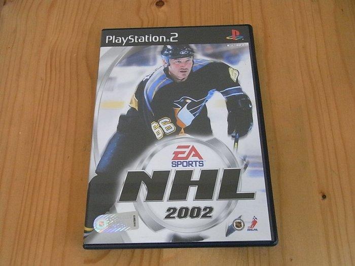 【小蕙生活館】PS2~ NHL 2002 冰上曲棍球 (純日版)
