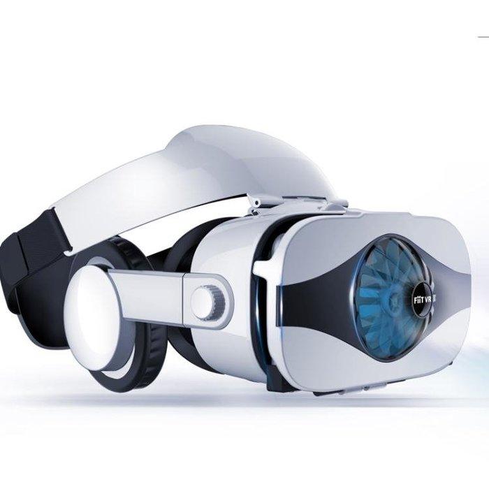 vr眼鏡vivoX9蘋果8華為OPPOR11三星S8小米mix2日本看電影神器6S  DF