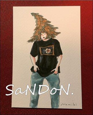 SaNDoN x jouetie 夏季官網主打 玫瑰花系列圖案設計短TEE SLY EMODA MURUA 170617