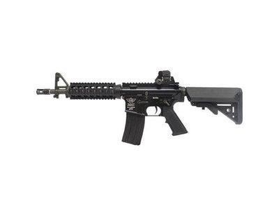 【BCS武器空間】仿真後座力~BOLT黑色 SOPMOD SHORTY EBB 全金屬電動槍-BOLTE003