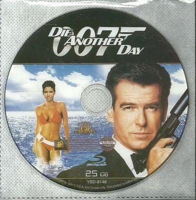 【藍光電影】007擇日而亡 Die Another Day(原盤) 14-012