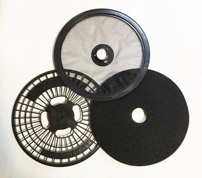 【Jp-SunMo】乾衣機_烘乾機_過濾網罩+不織布濾網+尼龍濾網。3件一組。適用大同TAW-D70C【現貨供應】