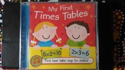 My First Times Tables CD