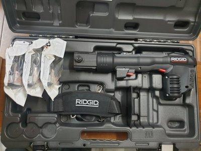 ╭☆優質五金☆╮RIDGID RP318 里奇 不銹鋼管壓接機*壓接鉗* 同牧田18V電池~不含充電器跟電池
