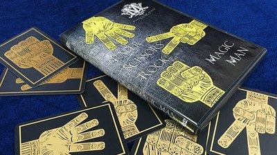 【天天魔法】【S1019】正宗原廠~剪刀石頭布~Paper Scissor Rock by Magic Man