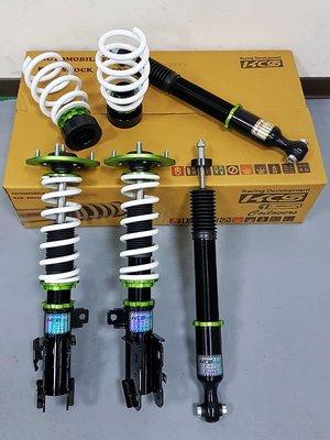 KCS避震器[LEXUS-CT200H專用避震器、高低軟硬可調避震器]-優惠價、免工資-