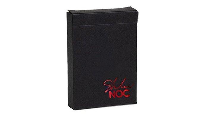 【天天魔法】【S1236】正宗原廠~(限量版)Shin x NOC 撲克牌~NOC x Shin Lim 撲克牌