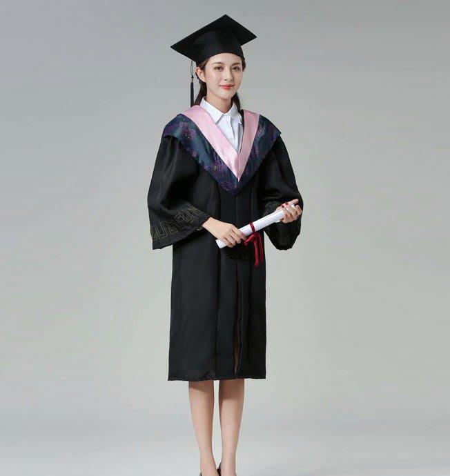 高雄艾蜜莉戲劇服裝表演服*大學生畢業學士服 *購買價$600元