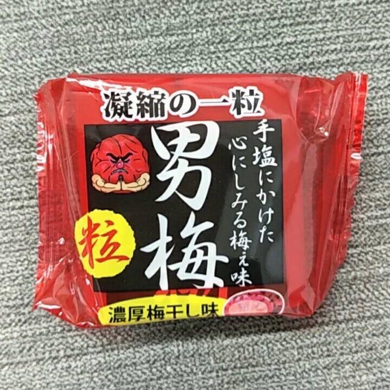 「迷路商店」  NOBEL   男梅 粒糖 14g   日本   諾貝爾