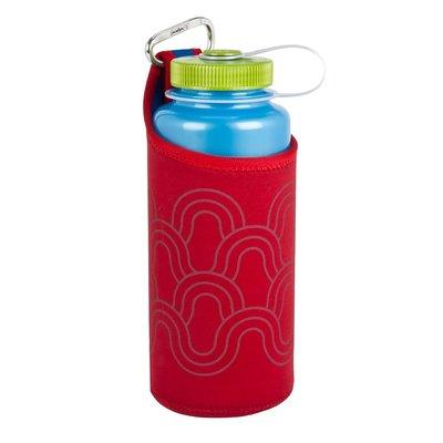 [金樹戶外]美國nalgene 經典Neoprene 水壺套 適用一公升寬嘴水壺 2355-0018