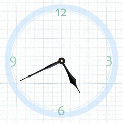 【鐘點站】T086063  SUN機芯專用 指針 / 分針86mm 時針63mm / DIY 時鐘 掛鐘 鐘針