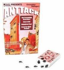 【意凡魔術小舖】Magic Anttack螞蟻出動撲克牌魔術近距離魔術