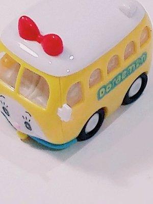 滿3件免運 stand by me2 哆啦A夢50週年慶 7-11 絕版商品 造型小巴士-小叮鈴款 哆啦美款