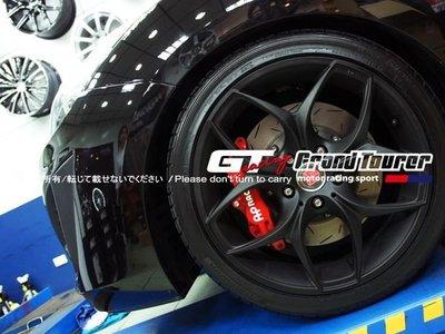 德朋國際 / ㊣ AP Racing CP5200 四活塞卡鉗組 NEW MAZDA3 5D 專用 現貨供應~