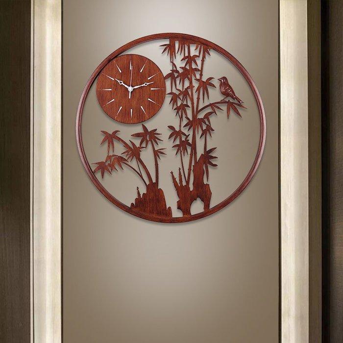 時鐘 掛鐘 掛鐘客廳家用藝術裝飾個性時尚壁掛時鐘餐廳大氣中國風創意鐘表