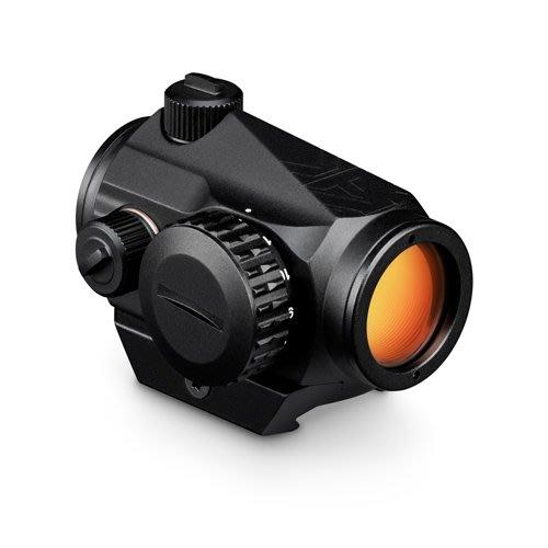 金和勝 真品 VORTEX Crossfire 紅點瞄準鏡,2 MOA Dot、內紅點快瞄 (CF-RD1) 28841