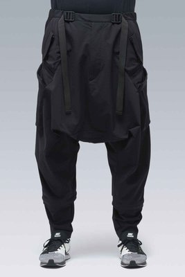 ACRONYM® Ultrawide Drawcord Cargo Trouser 兩色