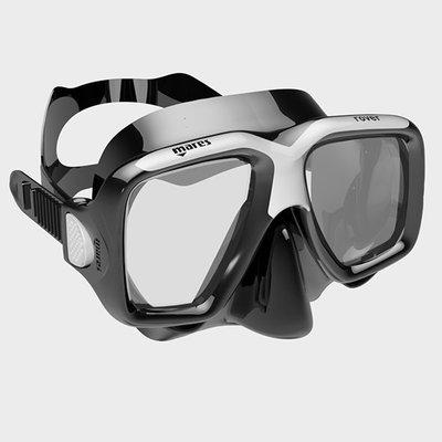台灣潛水---MARES    Rover 魯夫單層矽膠雙面鏡
