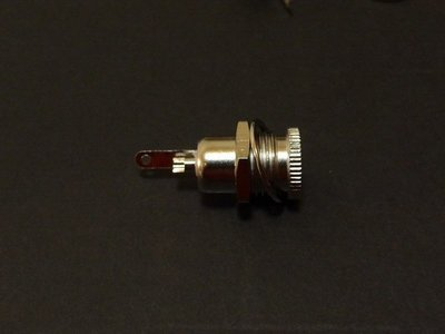 [yo-hong]金屬實心全銅 DC12V插座/電源插頭 DC 5.5*2.5mm直流電源