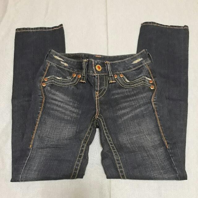 LEVIS女牛仔褲