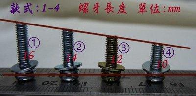 大同 電鍋固定螺絲 1-4款