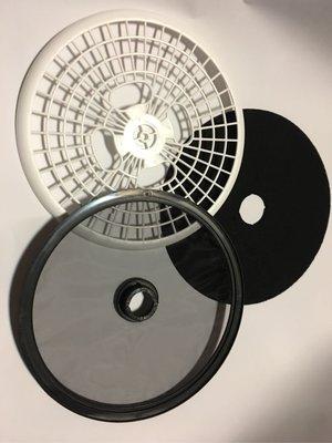 【Jp-SunMo】乾衣機_烘乾機_過濾網罩+不織布濾網+尼龍濾網。3件一組。適用東元【現貨供應】