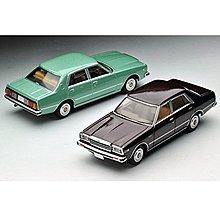 TOMYTEC小汽車 LV-N159a 日產Nissan Laurel 2000SGL-E 79 (香檳綠) 28626