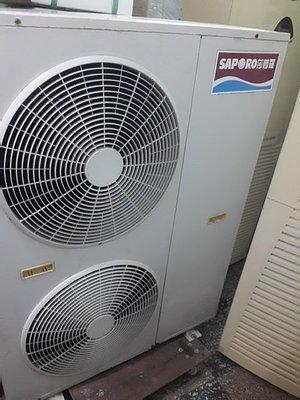 莎普羅分離式落地箱型冷氣5噸12500kcal三相220V很省電,適用18~20坪中古冷氣/二手冷氣