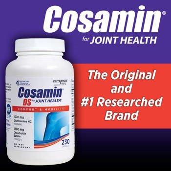 團購 美國名牌 2瓶含運 Cosamin DS天然葡萄糖胺保健品 230 粒