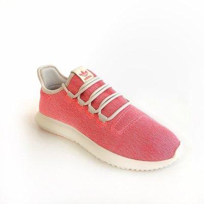 【AIRWINGS】ADIDAS Original 三葉草 B22636 女性粉紅色TUBULAR SHADOW休閒鞋