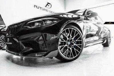 【台中政銓】BMW F87 M2 MP 高品質 雙面 卡夢 前下巴 免費安裝 現貨 competition專用
