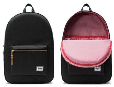 【現貨】全新正品 Herschel Supply Settlement Backpack 15吋 筆電夾層 後背包 六色