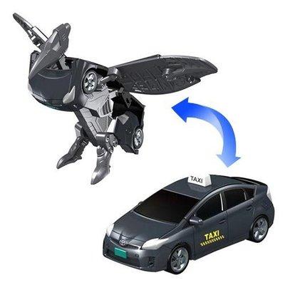 DiaRobo變形金剛車 - DR-0009 TOYOTA PRIUS (計程車)