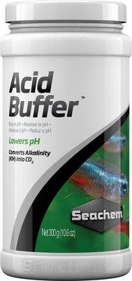 ◎ 水族之森 ◎美國 Seachem 西肯 acid buffer 水草pH、KH降低劑(粉狀)(300g)