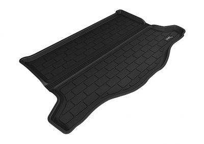 3D 卡固 立體 汽車 後廂墊 極緻 紋理 防水 Honda Fit 五門 掀背 15+ 專用