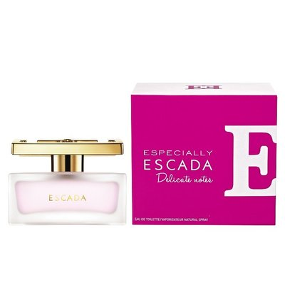 (現貨)Escada Especially Escada Delicate Notes幸福夢想淡香水 50ml