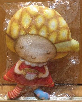 香港插畫家 Helen Tam cafe de bollo 菠蘿油妹妹 布公仔 娃娃