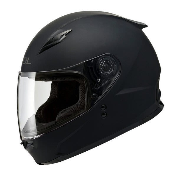 SOL安全帽,SF2M,素色/消光黑